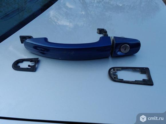 Ручка передней двери Форд Фокус 2. Фото 1.