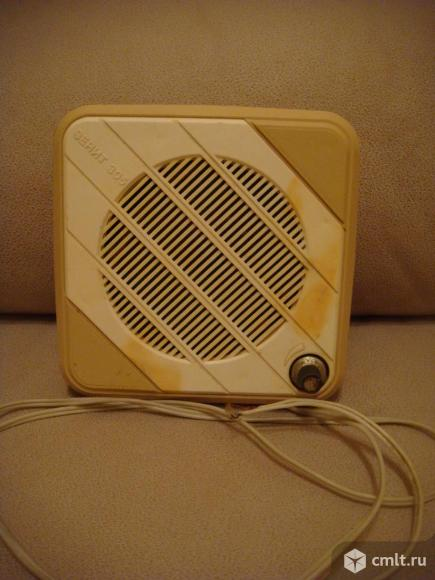 Радио Зенит-305. Фото 1.