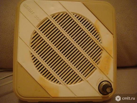 Радио Зенит-305. Фото 4.