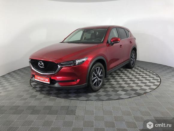 Mazda CX-5 - 2017 г. в.. Фото 1.