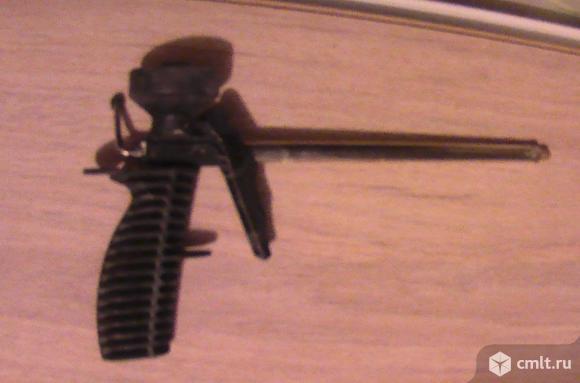 Пистолет для пены. Фото 5.