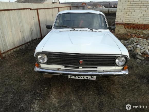 ГАЗ 24-10-Волга - 1987 г. в.. Фото 4.