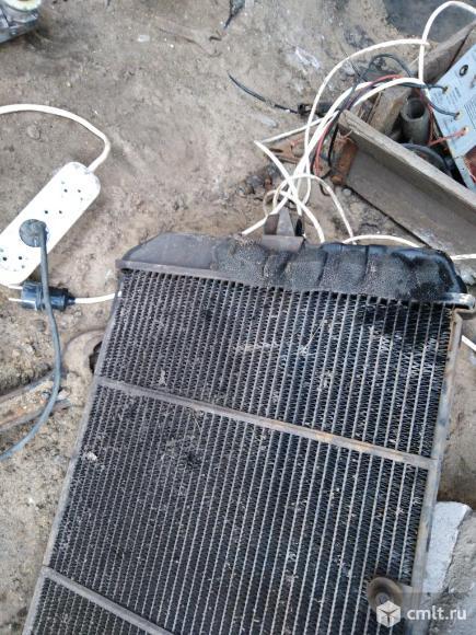 Радиатор на газель. Фото 3.