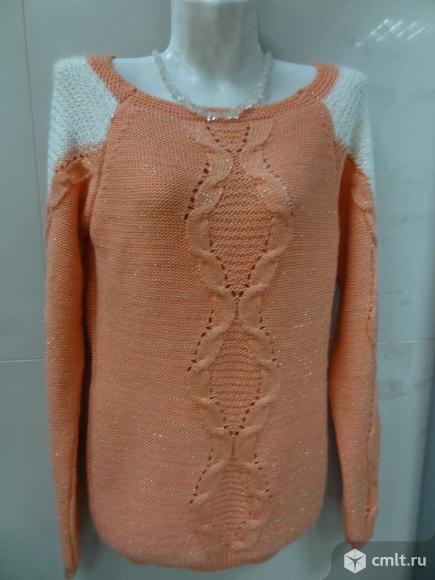Пуловер. Фото 1.
