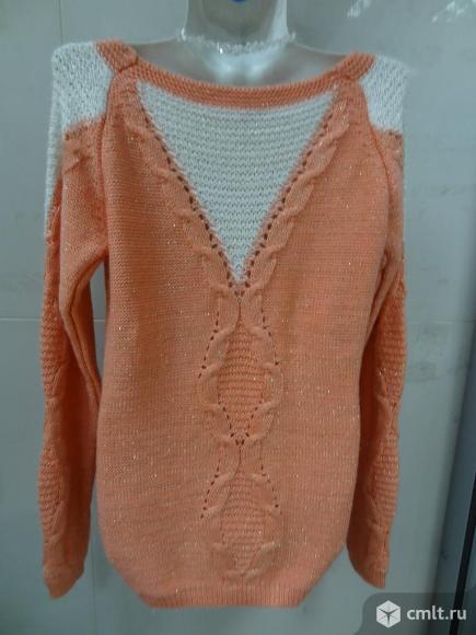 Пуловер. Фото 2.