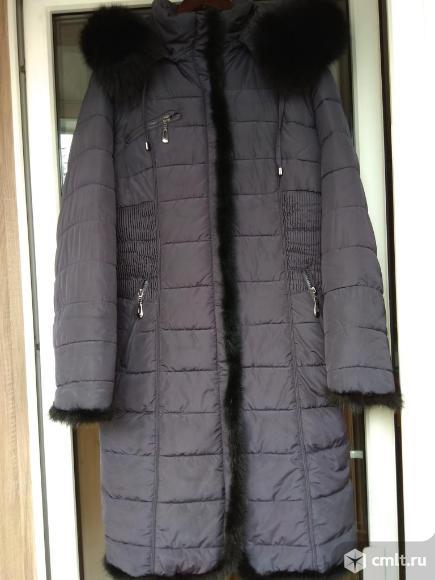 Зимнее пальто. Фото 9.