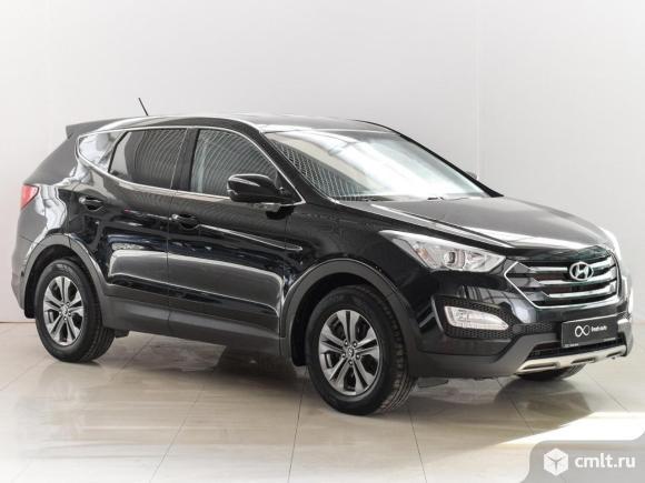 Hyundai Santa Fe - 2014 г. в.. Фото 1.