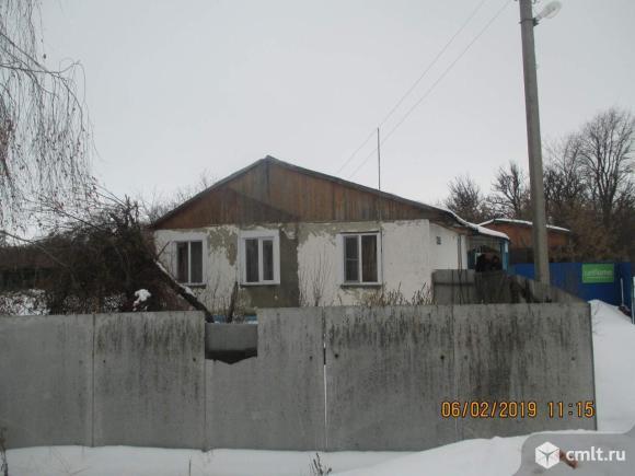Продается: дом 57.3 м2 на участке 27 сот.. Фото 1.