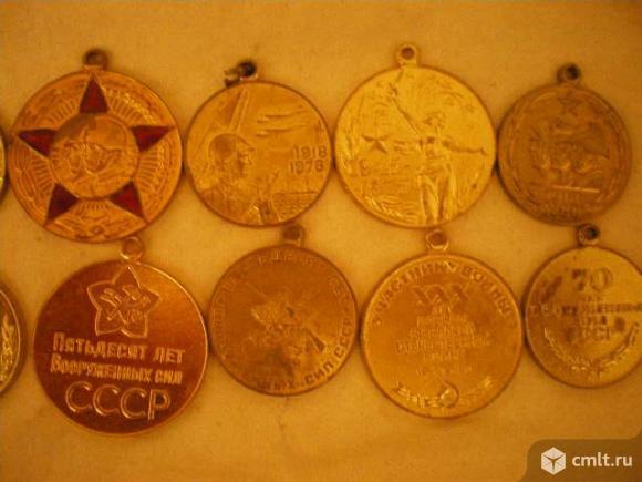 Памятные, Юбилейные   медали. Фото 4.