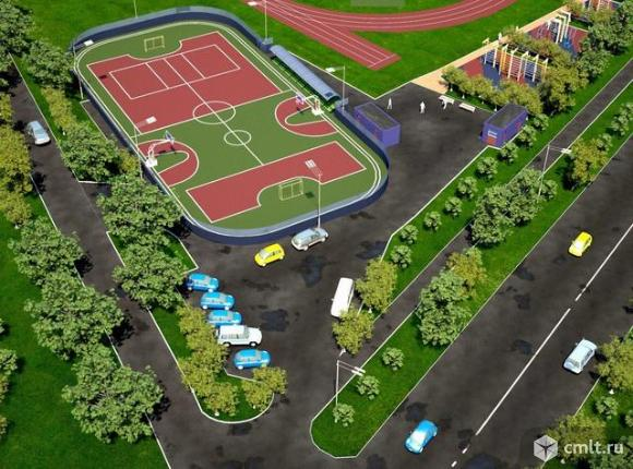 Строительство спортивных, игровых и детских площадок.. Фото 1.