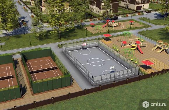 Строительство спортивных, игровых и детских площадок.. Фото 5.
