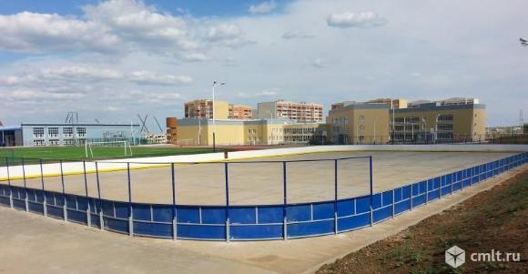 Хоккейная коробка, изготовление и монтаж. По доступной цене и в минимальный срок.. Фото 1.