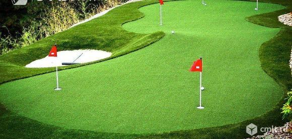 Искусственная трава – идеальное решение для спортивных школьных и детских площадок.. Фото 8.