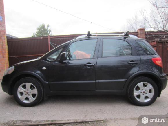Fiat Sedici - 2008 г. в.. Фото 1.