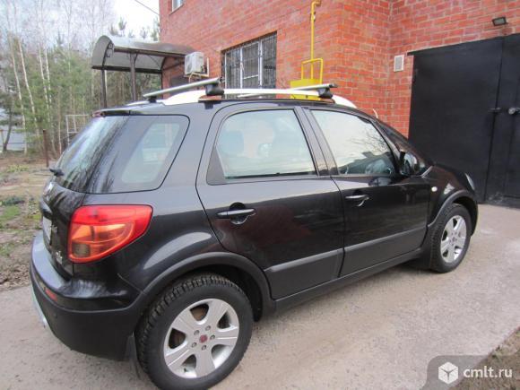 Fiat Sedici - 2008 г. в.. Фото 15.