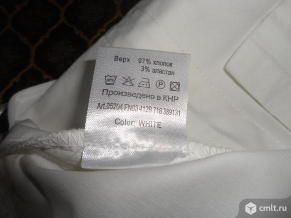 Новая белая юбка. Фото 6.