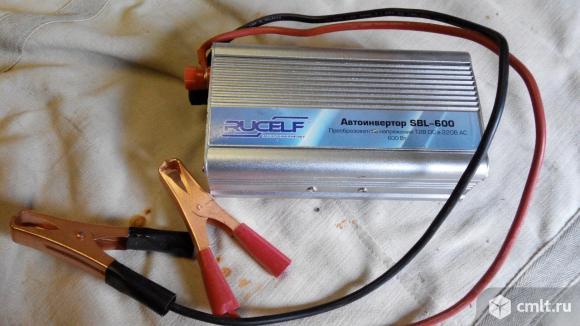 Продам Автоинвертер 600Вт, Ruself sbl-600. Фото 1.