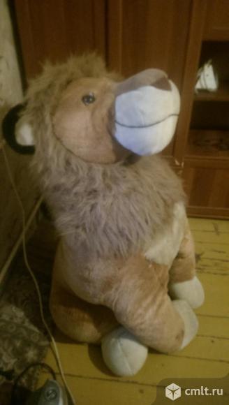 Игрушка лев. Фото 1.