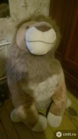 Игрушка лев. Фото 2.