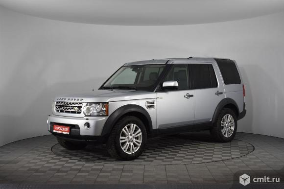Land Rover Discovery - 2010 г. в.. Фото 1.