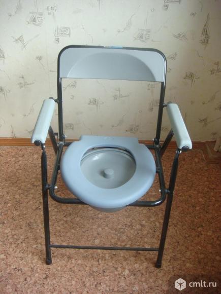 Кресло-туалет. Фото 1.