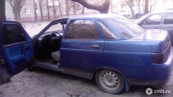 ВАЗ (Lada) 2110 - 2000 г. в.. Фото 1.