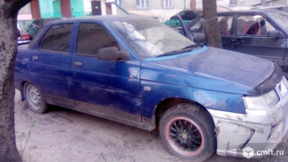 ВАЗ (Lada) 2110 - 2000 г. в.. Фото 3.