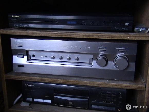 Усилитель Yamaha ах-396. Фото 1.