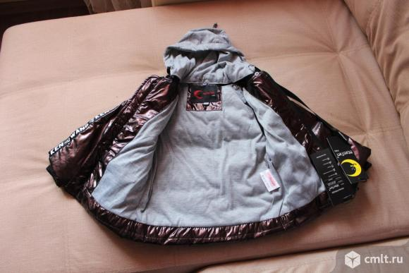 Новая куртка mten ten. Фото 2.
