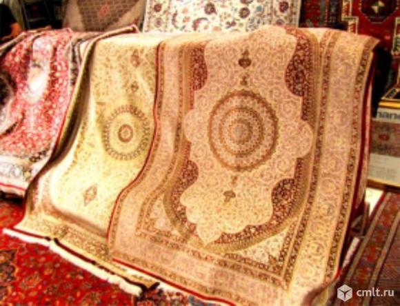 Стирка ковров и паласов, с доставкой. 80р.кв.м.. Фото 1.