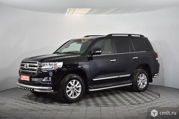 Toyota Land Cruiser - 2015 г. в.. Фото 1.