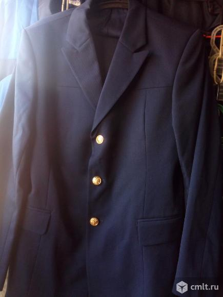 Китель и брюки ПШ ВВС. Фото 1.