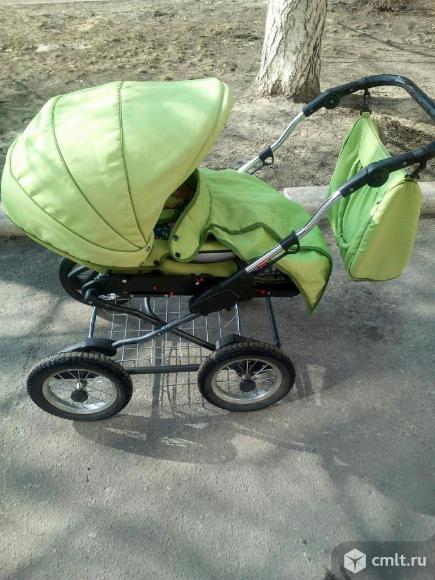 Продам коляску. Фото 1.