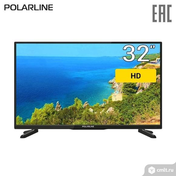 Телевизор LED Polarline Polarline 32PL52TC HD. Фото 1.