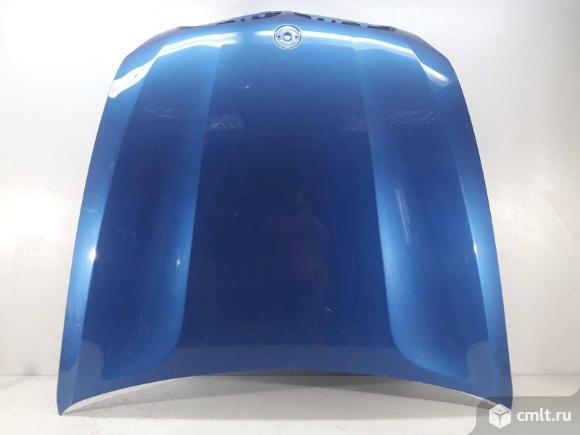 Капот BMW X5 E70 / X6 E71 10-13 б/у 41617273439 4*. Фото 1.