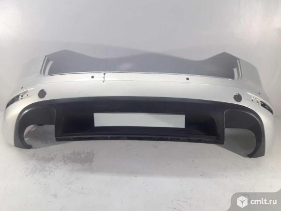 Бампер задний в сборе VW TOUAREG 11-15 б/у 7P6807421BGRU 7P6807521AGRU 7P68074829B9 2*. Фото 1.