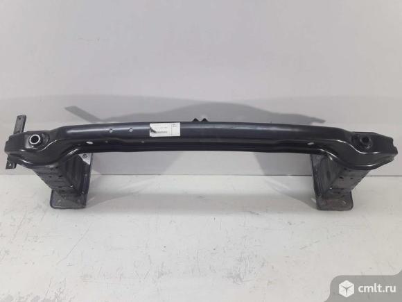 Усилитель бампера переднего BMW X6 E71 12-15 б/у 51117178599 4*. Фото 1.