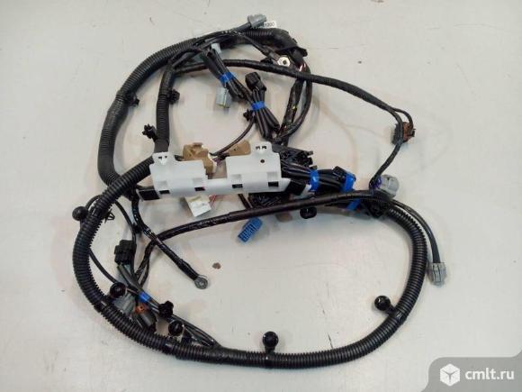 Проводка фары SUBARU FORESTER 13-18 новая 81200SG920 4.5*. Фото 1.