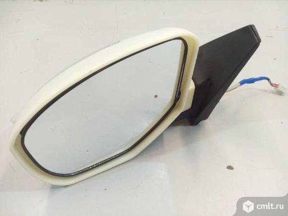 Зеркало левое 6 конт с обогревом LIFAN X60 11- б/у S8202100C1 4*. Фото 1.