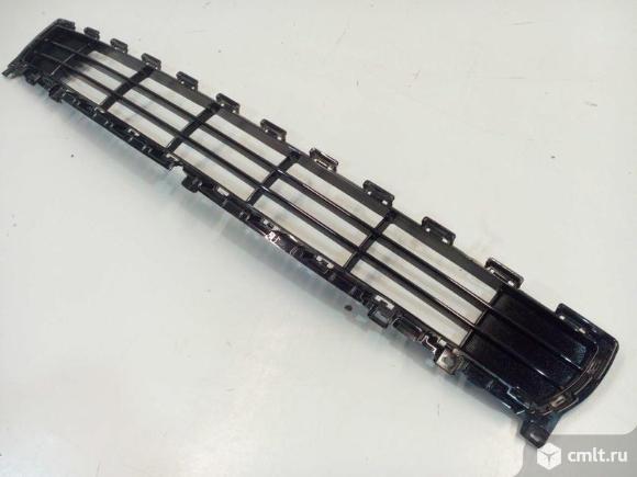 Решетка переднего бампера нижняя KIA SPORTAGE QL 18- б/у 86569F1550 3*. Фото 1.