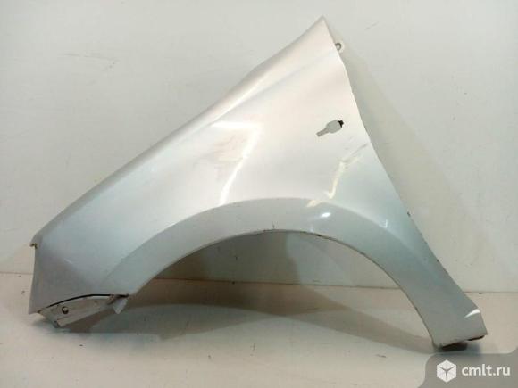 Крыло левое  LADA KALINA 12- / LADA GRANTA 12-18 б/у 2190840301177 21900840301100 3*. Фото 1.