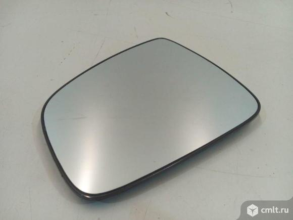 Зеркальный элемент левый с обогревом RENAULT SANDERO / LOGAN / DUSTER / LARGUS  09- б/у 6001549716 4. Фото 1.