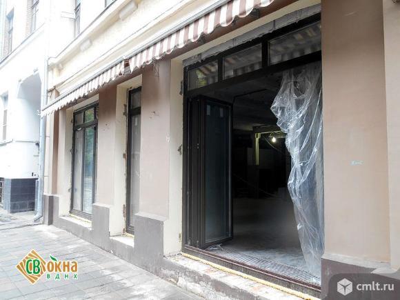 Окна-«гармошки» и складные двери. Фото 4.
