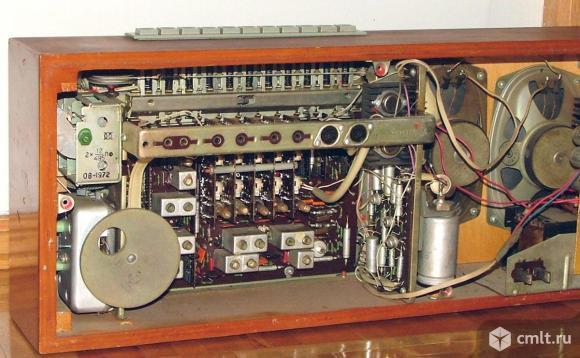 Радиола Мезон-202. Фото 8.