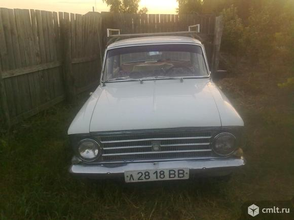 Москвич 408 - 1966 г. в.. Фото 4.