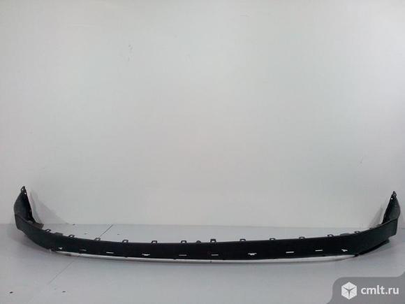 Юбка спойлер бампера заднего TOYOTA RAV4 15- б/у 521690R060 4*. Фото 1.