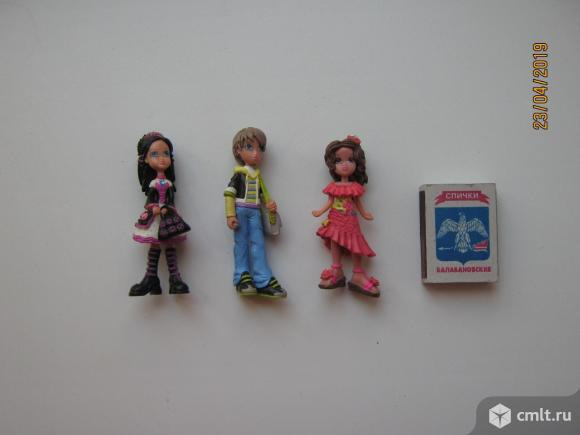 Куколки. Фото 1.