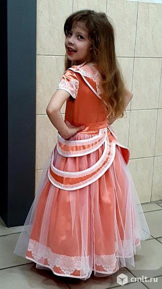 Платье празднечное. Фото 10.