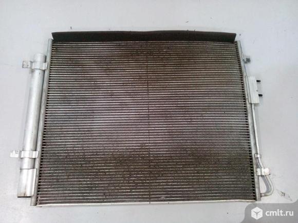 Радиатор кондиционера KIA SORENTO 17- б/у 97606C5080 1*. Фото 1.