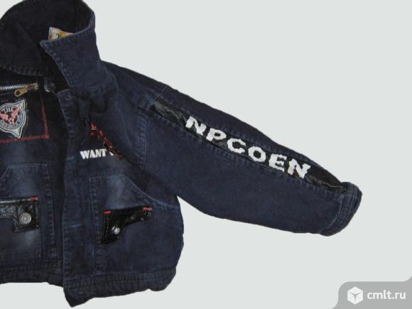 Детские куртки на мальчика 3 года, б/у.. Фото 7.